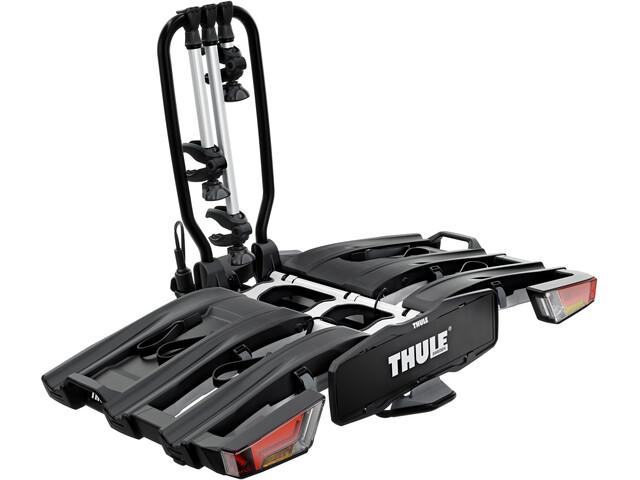 Thule Easy Fold XT Fahrradträger für 3 Fahrräder black